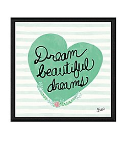 Greenleaf Art Beautiful Dreams Framed Canvas Art