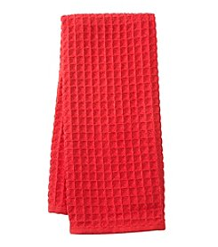 Ritz™ Waffle Solid Kitchen Towel