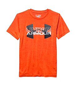 Under Armour® Boys' 8-20 UA Tech™ Big Logo Hybrid Tee