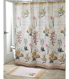 Avanti® Alana Shower Curtain or Bath Rug