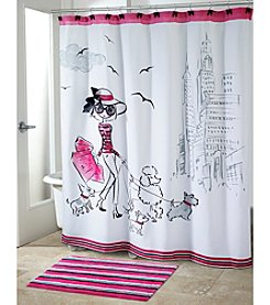 Avanti® Chloe Shower Curtain or Bath Rug