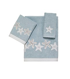 Avanti® Sequin Shell Towel Collection