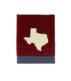 Avanti® Texas Star Map Hand Towel