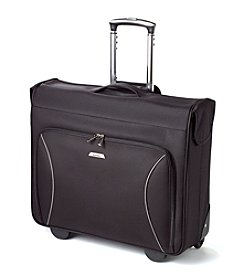 Leisure Vector Black Wheeled Garment Bag