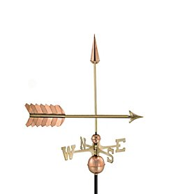 Good Directions® Polished Copper Arrow Weathervane