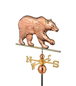 Good Directions® Polished Copper Bear Weathervane