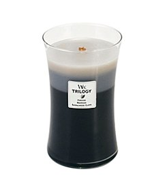 WoodWick® 22-oz. Warm Woods Trilogy Candle