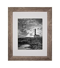 MKT@Home Matted Mapel Light Grey Frame