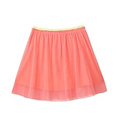 Jessica Simpson Girls' 7-16 Mesh Skirt