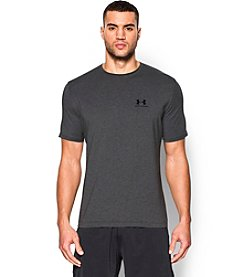 Under Armour® Men's Sportstyle Left Chest Logo Short Sleeve Tee