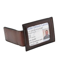 Levi's® Men's Card Case Clip Wallet