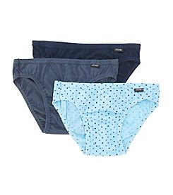 Jockey® Men's 3-Pack Elance® Bikini Briefs