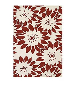 United Weavers Atrium Garden Canvas Scatter Rug