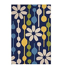 United Weavers Atrium Windchimer Scatter Rug