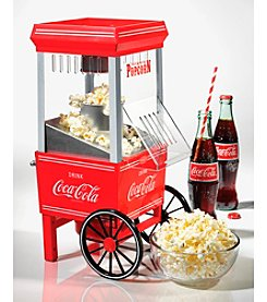 Nostalgia Electrics® Coca-Cola® Series Hot Air Popcorn Maker