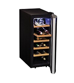 Koolatron™ Deluxe 12-Bottle Wine Cellar