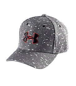 Under Armour® Boys' Camo Printed Cap