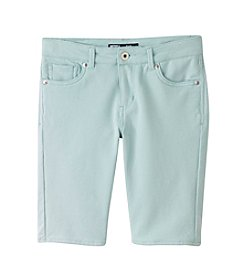 Levi's® Girls' 2T-16 Knit Bermuda Shorts