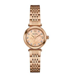 Bulova® Women's Diamond Collection Watch