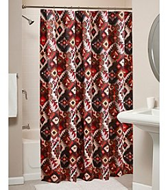 Greenland Home® Folk Festival Shower Curtain