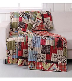 Greenland Home® Rustic Lodge Throw