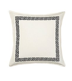 Greendale Home Fashions Greek Key Decorative Pillow