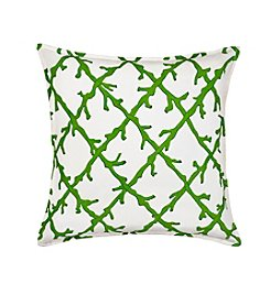 Greendale Home Fashions Lattice Decorative Pillow