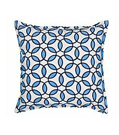 Greendale Home Fashions Rings Decorative Pillow