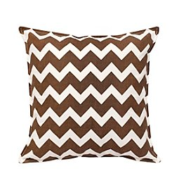 Greendale Home Fashions Chevron Decorative Pillow