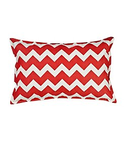 Greendale Home Fashions Chevron Oblong Decorative Pillow