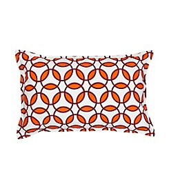 Greendale Home Fashions Rings Oblong Decorative Pillow