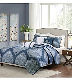 Madison Park® Rachel 6-pc. Coverlet Set