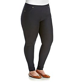 MICHAEL Michael Kors® Plus Size Solid Leggings
