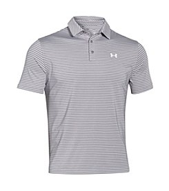Under Armour® Men's Playoff Short Sleeve Polo