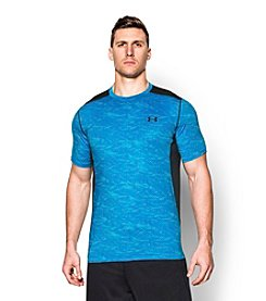 Under Armour® Men's Raid Fitted Short Sleeve Tee