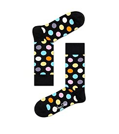 Happy Socks® Men's Big Dot Patterned Socks