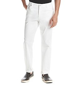 Michael Kors® Men's Tailored 5 Pocket Twill Pants