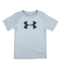 Under Armour® Boys' 2T-7 Short Sleeve Big Logo Tee