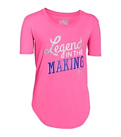 Under Armour® Girls' 7-16 Legend In The Making Tee