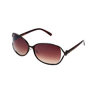 26f8b69111 Circus by Sam Edelman™ Metal Vented Lens Glam Sunglasses