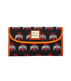 Dooney & Bourke® NCAA® Ohio State Continental Clutch
