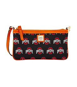 Dooney & Bourke® NCAA® Ohio State Buckeyes Large Slim Wristlet