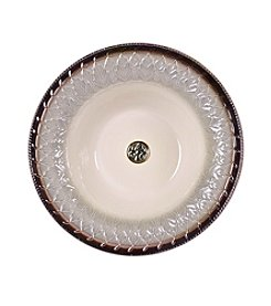 Fitz and Floyd® Carrington Serve Bowl