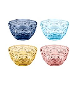Fitz and Floyd® Trestle Set of 4 Assorted Small Bowls