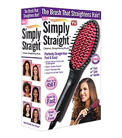 As Seen on TV Simply Straight™ Brush