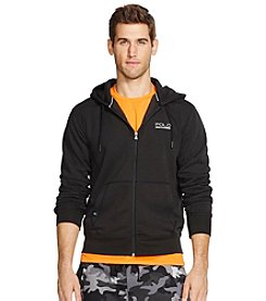 Polo Sport® Men's Full Zip Long Sleeve Fleece Hoodie