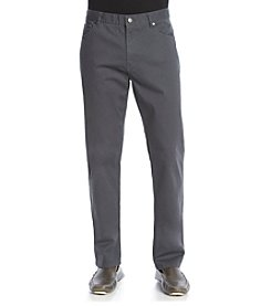 Michael Kors® Men's Tailored Fit 5 Pocket Pants