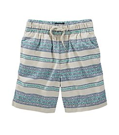OshKosh B'Gosh® Boys' 2T-7 Striped Jogger Shorts