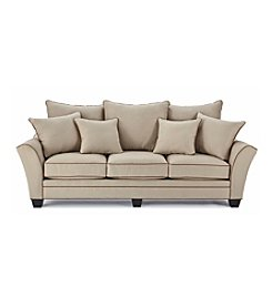 HM Richards Light Taupe Franklin Sofa