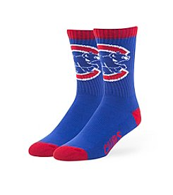 MLB® Chicago Cubs Men's Bolt Socks